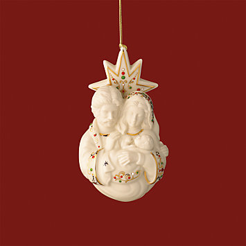 Blessed Family Ornament by Lenox