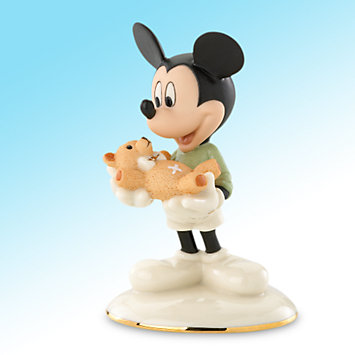 Disney's Mickey's Well Wishes Figurine by Lenox