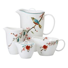 Simply Fine Chirp 6-pc Pitcher Set