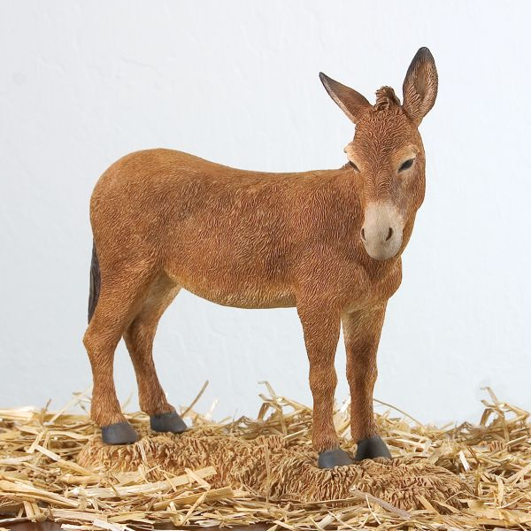 Thomas Blackshear's The Nativity Donkey Figurine by Lenox
