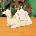 Innocence Nativity Camel Figurine