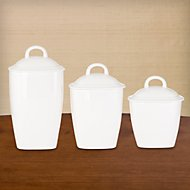Aspen Ridge 3-piece Canister Set by Lenox
