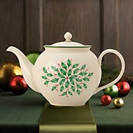 Holiday Teapot by Lenox