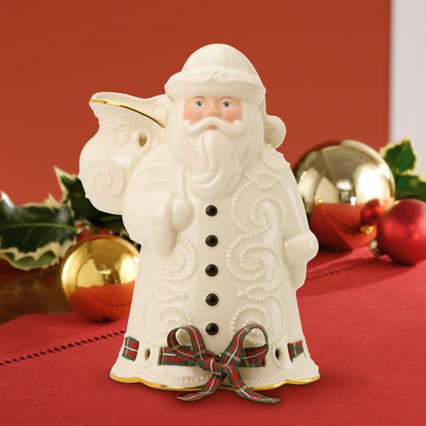 Christmas Giftables Santa Votive Holder by Lenox