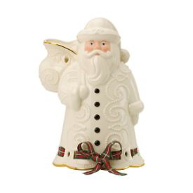 Christmas Giftables Santa Votive Holder