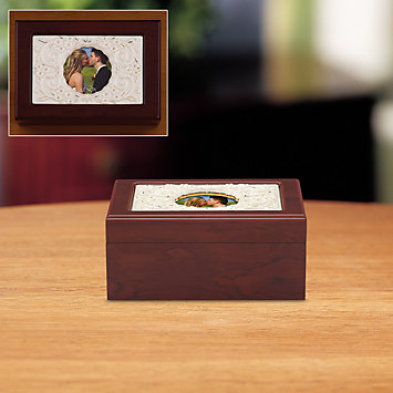Cherished Memories Jewelry Box by Lenox