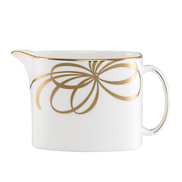 kate spade new york Belle Boulevard Gold Creamer by Lenox