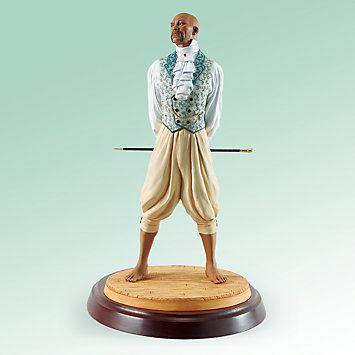 LENOX Thomas Blackshear  - Thomas Blackshear's The Dude Figurine