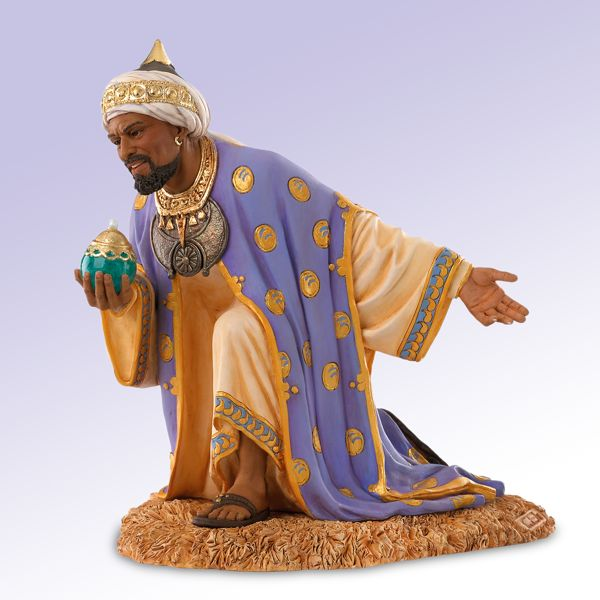 Thomas Blackshear's The Wise Man Figurine by Lenox