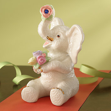 One Very Special Day Elephant Figurine