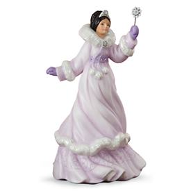 Shiya The Eskimo Snow Princess Figurine