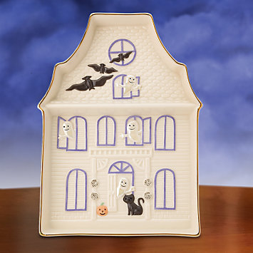 Haunted House Candy Dish