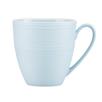 LENOX Dining: Casual Dinnerware - kate spade new york Fair Harbor Bayberry Mug