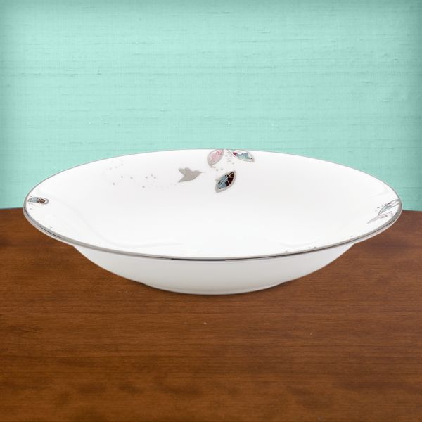 Silver Song Pasta Bowl by Lenox