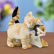 Country Artists Romantic Tales Cat Figurine by Lenox