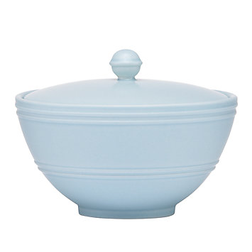 LENOX Dining: Casual Dinnerware - kate spade new york Fair Harbor Sugar Bowl