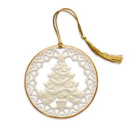 Pierced Tree Ornament