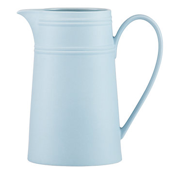 LENOX Dining: Casual Dinnerware - kate spade new york Fair Harbor Bayberry Pitcher