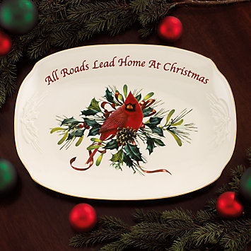 Winter Greetings® Sandwich Tray