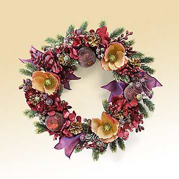 Magnolia Wreath by Lenox