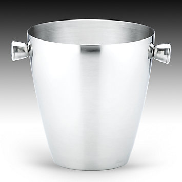 LENOX Dining: Overstock - Stainless Ice Bucket