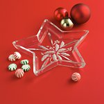 Holiday Star Candy Dish