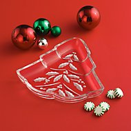Holiday Tree Candy Dish by Lenox