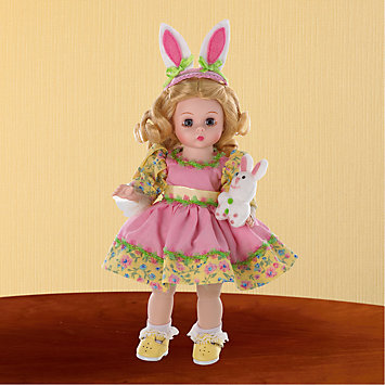 LENOX Figurines: Dolls - Madame Alexander® Hoppin' along Doll