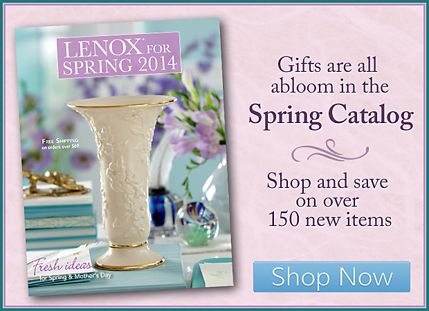 Lenox Wedding Gifts: Personalization Our Gift To You