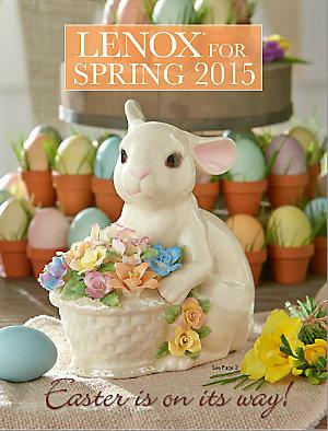 Lenox for Spring 2015 Catalog