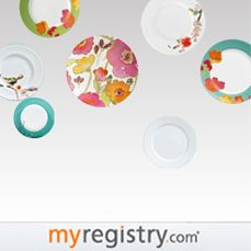 Create or find a Lenox.com registry