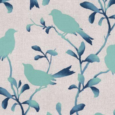 Jade Bedroom Wallpaper