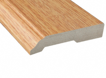 French Oak Laminate Baseboard
