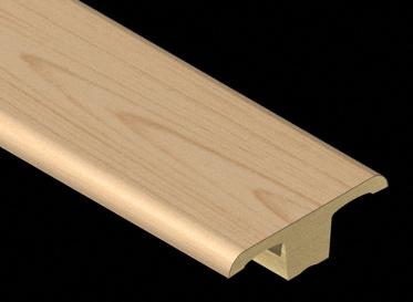 Swedish Maple Laminate T Molding Lumber Liquidators