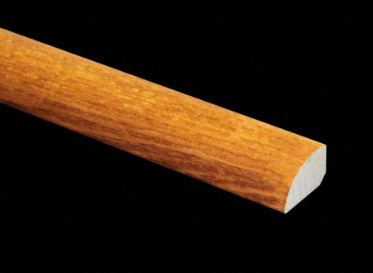 Prefinished Amber Oak Shoe Molding