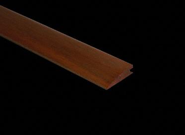"3/8"" x 2"" x 6.5LFT Brazilian Mesquite Reducer"