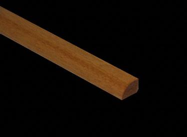 """1/2"""" x 3/4"""" x 6.5 LFT White Oak Shoe Molding"""