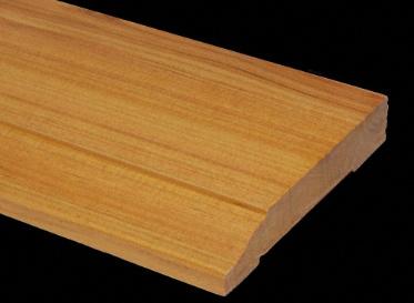 Prefinished Australian Cypress Baseboard