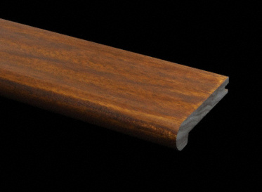Prefinished Golden Acacia Plank Stair Nose