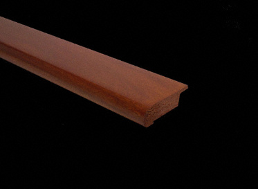 Prefinished Quick Clic Santos Mahogany Stair Nose