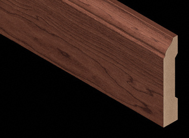 Royal Mahogany Laminate Baseboard