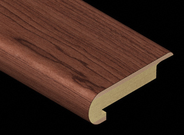 Royal Mahogany Laminate Stair Nose