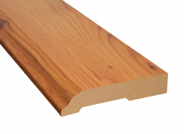 Mill Town Antique Cherry Laminate Baseboard