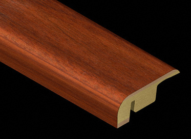 African Mahogany Laminate End Cap