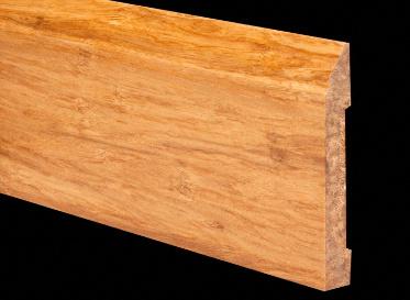 6LFT Natural Strand Bamboo Baseboard