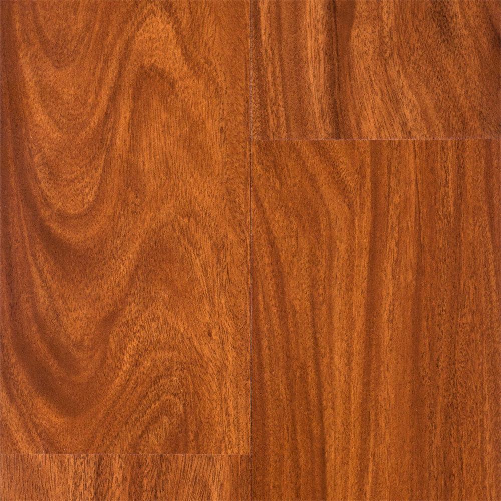 2mm african mahogany vinyl wood plank flooring for Mahogany flooring