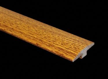 Prefinished Gunstock Oak T-Molding