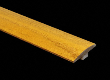 Prefinished Butter Rum Oak T-Molding