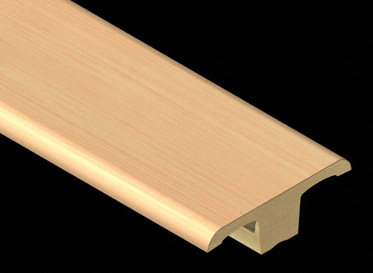 Horizontal Natural Bamboo T-Molding