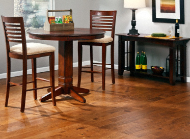 "Mayflower Natural 3/8""x4 7/8"" Stained Finish Engineered"